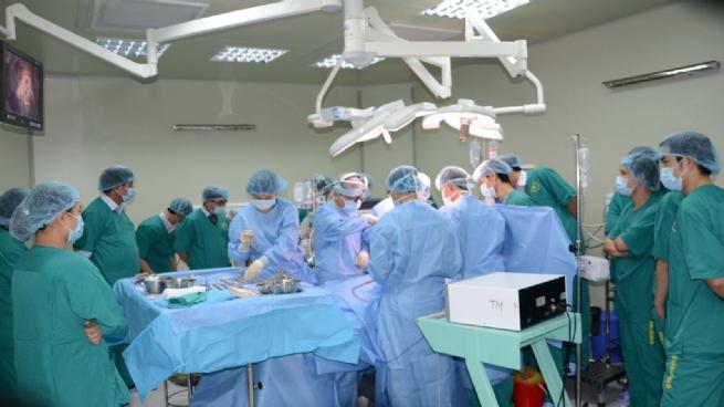 Tập trung củng cố, hoàn thiện  mạng lưới y tế cơ sở