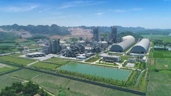 Xi măng Long Sơn  mở rộng xây dựng dây chuyền 3 và 4: Bước đột phá trên  chặng đường phát triển