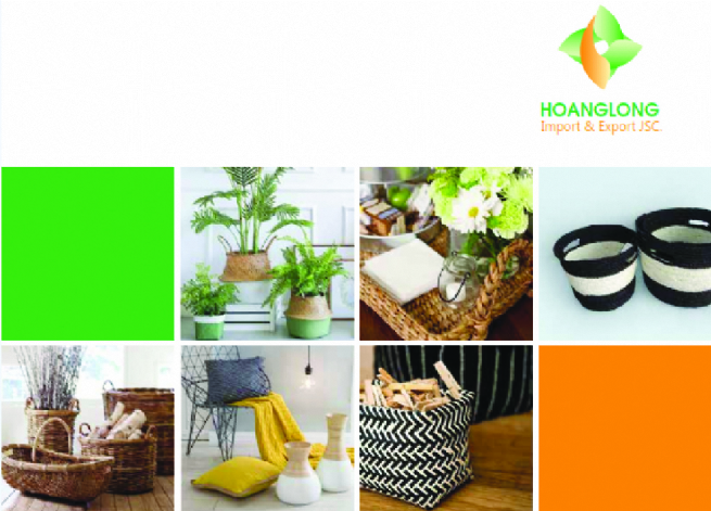 Công ty Cổ phần sản xuất và xuất nhập khẩu Hoàng Long: Đưa thương hiệu hàng cói mỹ nghệ truyền thống ra thế giới