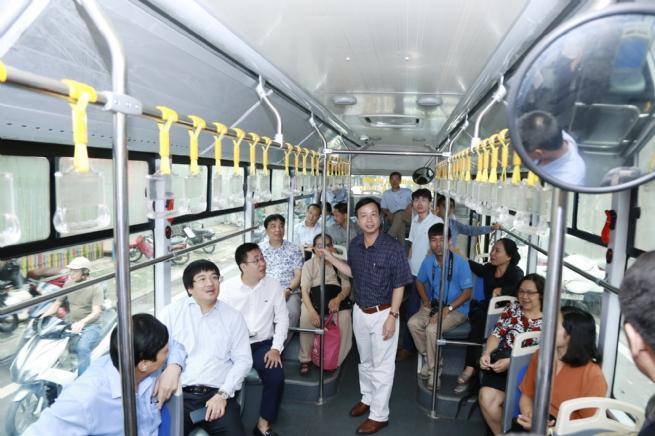 Cải thiện hệ thống giao thông công cộng -  Hiện thực hóa tầm nhìn