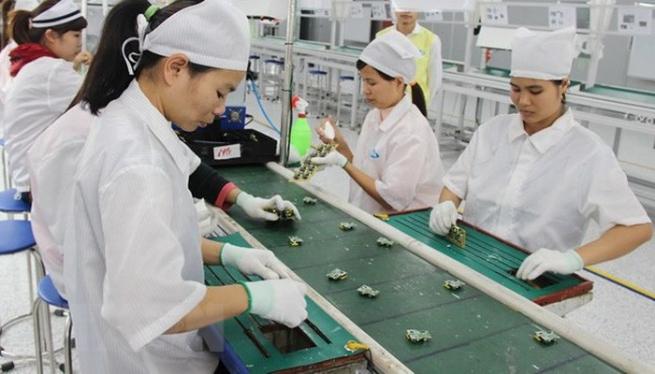 Xuất khẩu của doanh nghiệp FDI chiếm gần 70% tổng kim ngạch xuất khẩu
