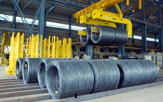 Áp thuế 10,9% với thép cuộn, thép dây nhập khẩu vào Việt Nam từ 28/5