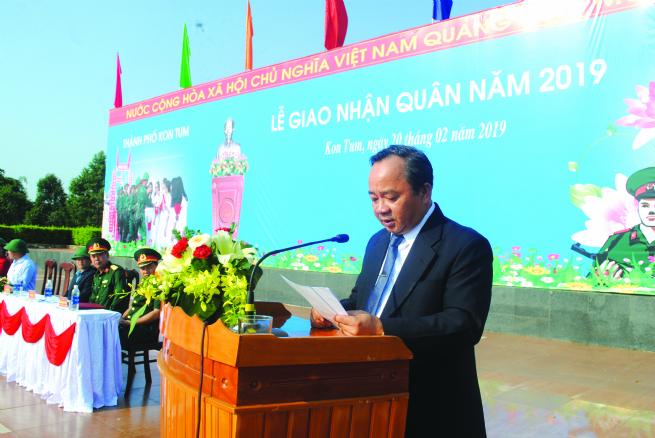 Tp.Kon Tum: Tự hào 10 năm dựng xây, trưởng thành và phát triển