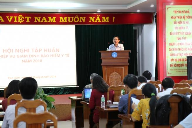 Bảo hiểm xã hội tỉnh Kon Tum: Quyết tâm hoàn thành xuất sắc nhiệm vụ năm 2019