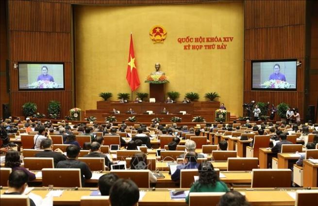 Ngày 24/5: Quốc hội thảo luận về 3 dự án luật