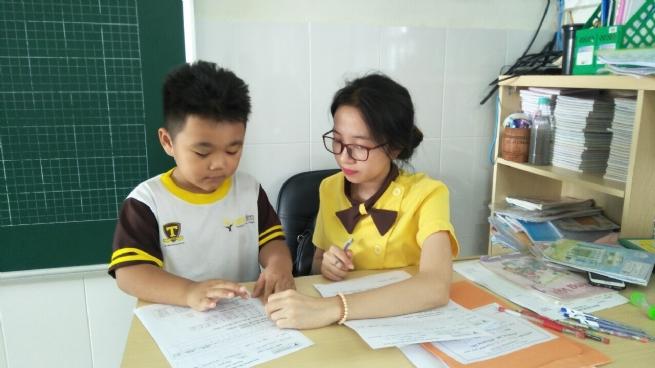 Trường Tiểu học Tâm Tâm: Tạo dựng môi trường giáo dục toàn diện