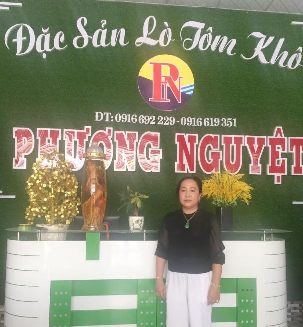 Đặc sản tôm khô Phương Nguyệt: Níu chân du khách