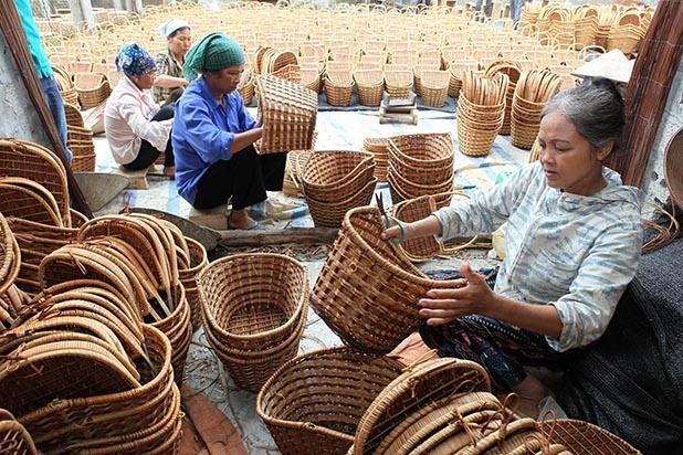Hà Nội thành lập 3 khu, cụm công nghiệp làng nghề