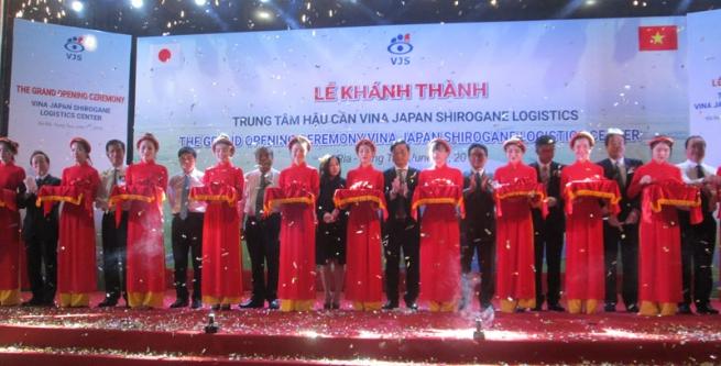 Khai trương Trung tâm logistics trọng điểm của tỉnh Bà Rịa - Vũng Tàu