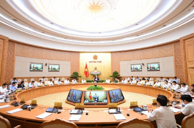 Nghị quyết phiên họp Chính phủ thường kỳ tháng 5/2019