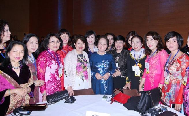 Cơ hội mở từ Hội nghị Thượng đỉnh Phụ nữ Toàn cầu 2019