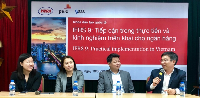 Banks Look toward IFRS 9 Practical Implementation