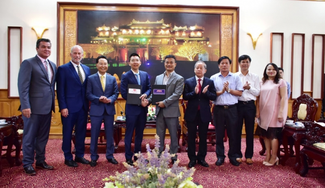 Khu công nghiệp, khu phi thuế quan Sài Gòn - Chân Mây: Điểm đến lý tưởng  của các nhà đầu tư