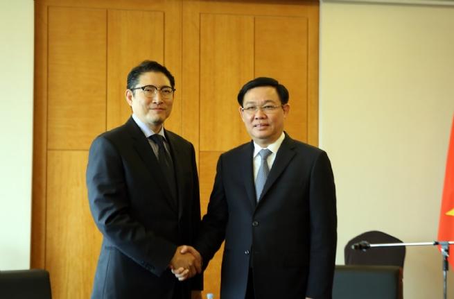 Việt Nam muốn các Tập đoàn Hàn Quốc mở rộng đầu tư
