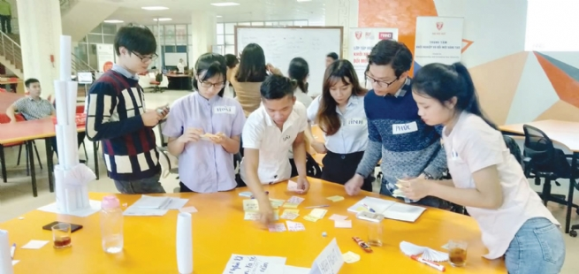 Đại học Huế: Không xem khởi nghiệp  là một phong trào mà là thái độ sống