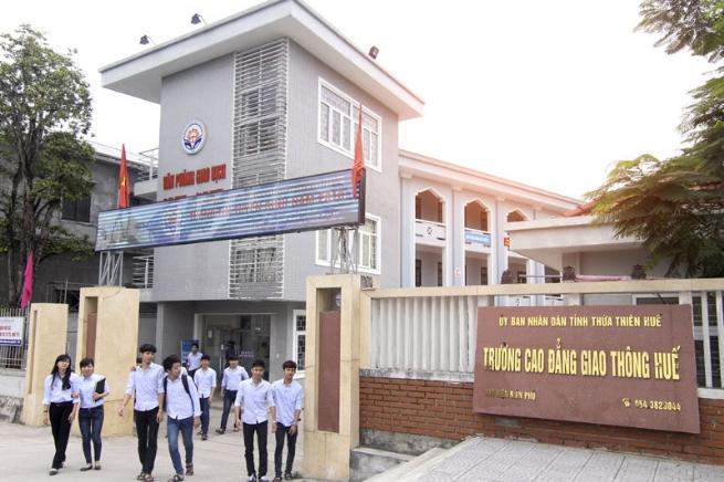 Trường Cao đẳng Giao thông Huế: Địa chỉ đào tạo tin cậy