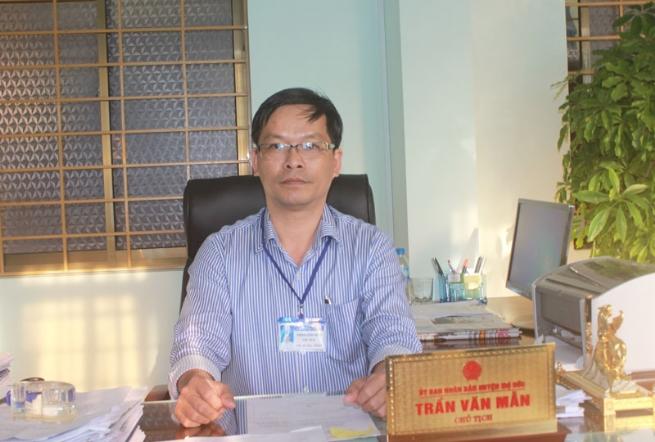 Mộ Đức: Đẩy mạnh thu hút đầu tư, phấn đấu trở thành huyện khá của tỉnh Quảng Ngãi