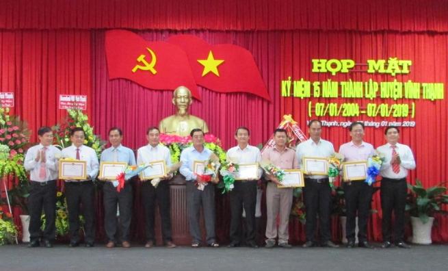 Huyện Vĩnh Thạnh: Nỗ lực chăm lo đời sống nhân dân