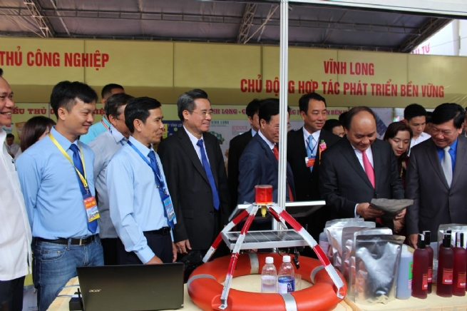 Vinh Long Boosts Rapid, Sustainable and Inclusive Economy