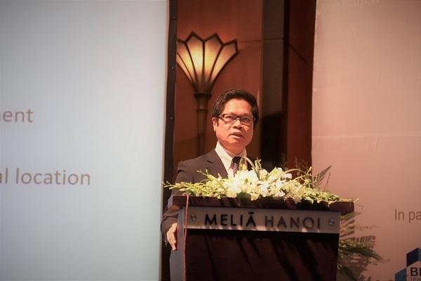 Bài phát biểu của Chủ tịch VCCI tại Đối thoại cấp cao về quan hệ kinh tế giữa ASEAN và Ý