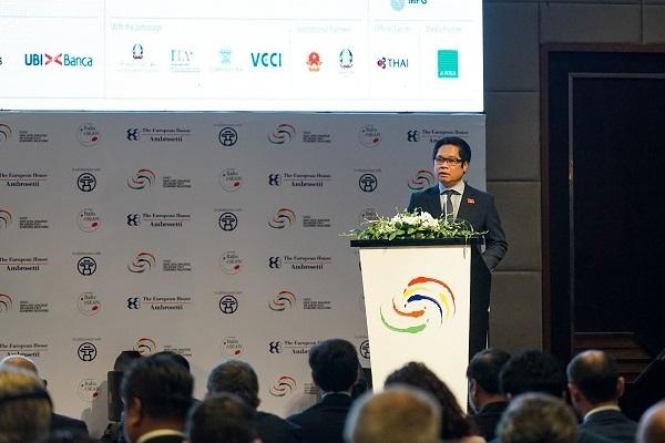 Doanh nghiệp: Chủ thể quan trọng trong hợp tác ASEAN - Italia