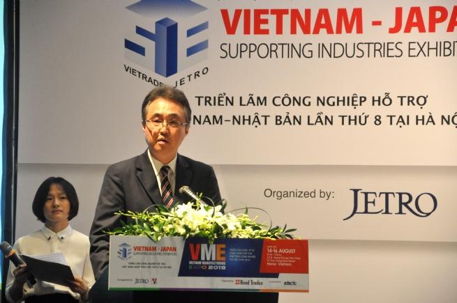 JETRO Hà Nội: Đầu tư của Nhật Bản vào Việt Nam tiếp tục tăng