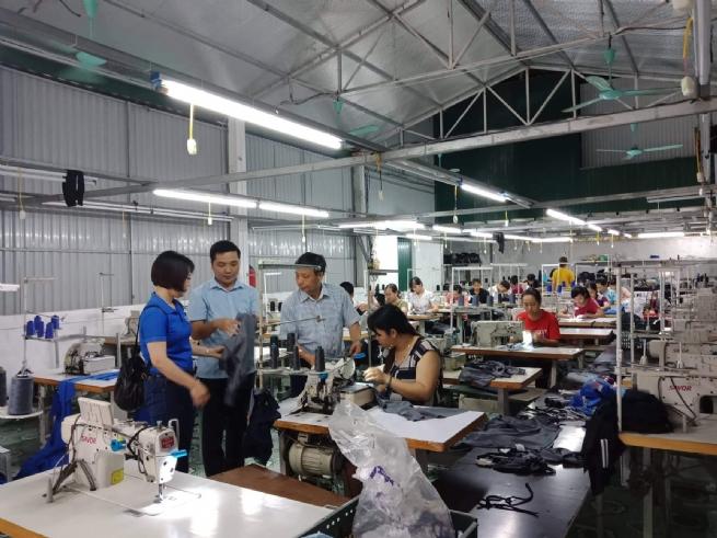 Công ty TNHH MTV May mặc Cường Thuận: Bản lĩnh và khát vọng  làm giàu trên quê hương