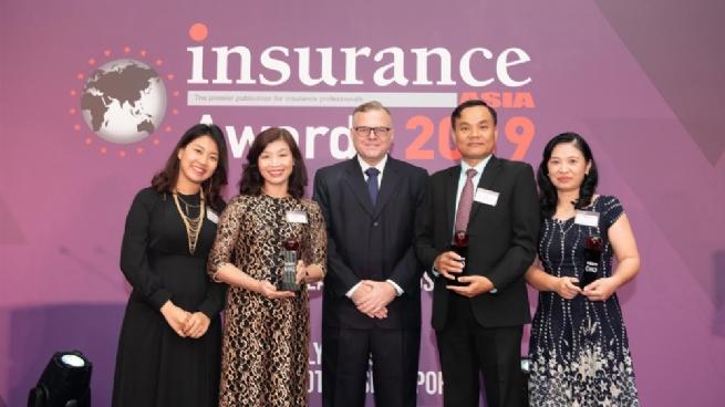 Prudential ghi dấu 20 năm phát triển bền vững tại Việt Nam với nhiều giải thưởng danh giá