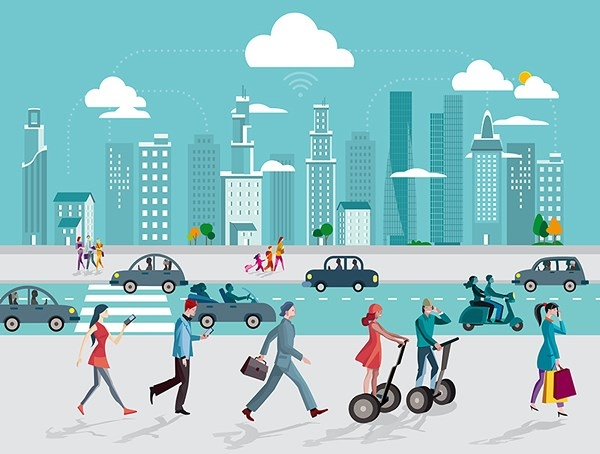 Tăng cường hợp tác quốc tế,  xây dựng thành phố thông minh