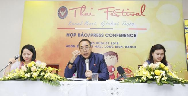 Thai Festival 2019: Khám phá Thái Lan ngay trên đất Việt