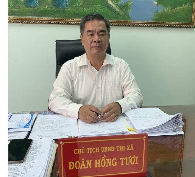 Thị xã Tân Uyên: Trung tâm công nghiệp, đô thị trẻ giàu tiềm năng