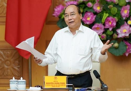 Thủ tướng: Chiến lược, Phương hướng KT-XH phải thể hiện rõ khát vọng phát triển