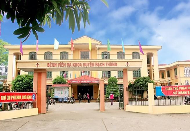 Trung tâm Y tế huyện Bạch Thông: Nỗ lực chăm sóc sức khỏe nhân dân