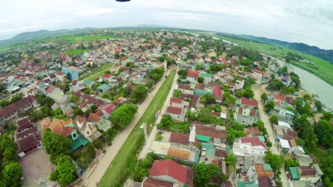Nam Dan toward an Exemplary New Rural District