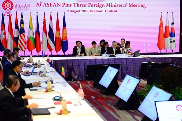 Phó Thủ tướng dự Hội nghị ASEAN+3
