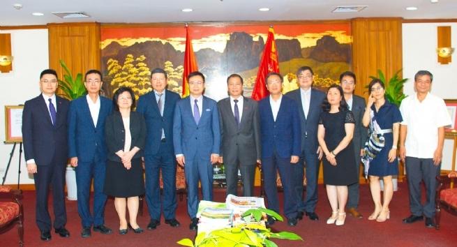 Tăng cường hợp tác giữa các doanh nghiệp Việt Nam – Đài Loan (Trung Quốc)