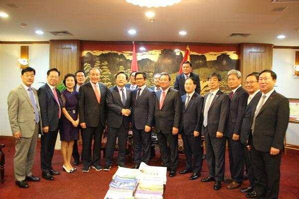Thúc đẩy làn sóng doanh nghiệp vừa và nhỏ Hàn Quốc vào Việt Nam