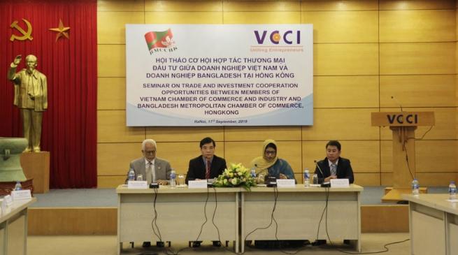 Thúc đẩy hợp tác thương mại giữa Việt Nam - Bangladesh