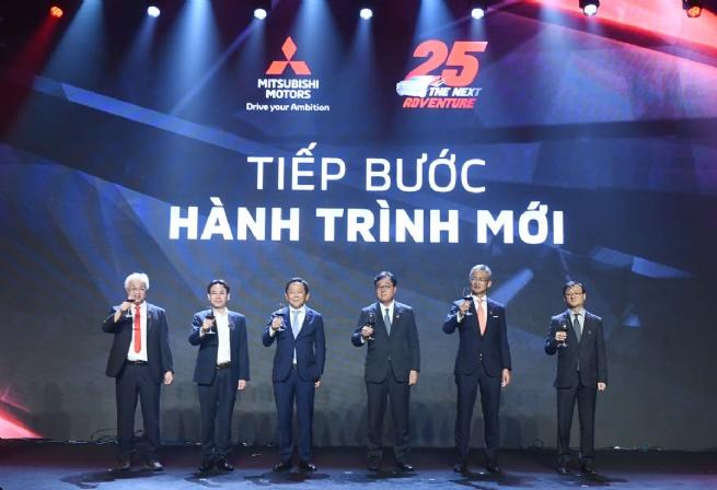 Mitsubishi Motors sẽ lắp ráp dòng xe Xpander tại Việt Nam vào năm 2020
