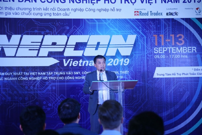 NEPCON VIETNAM 2019: Connecting Vietnamese SMEs to Global Electronics Value Chain