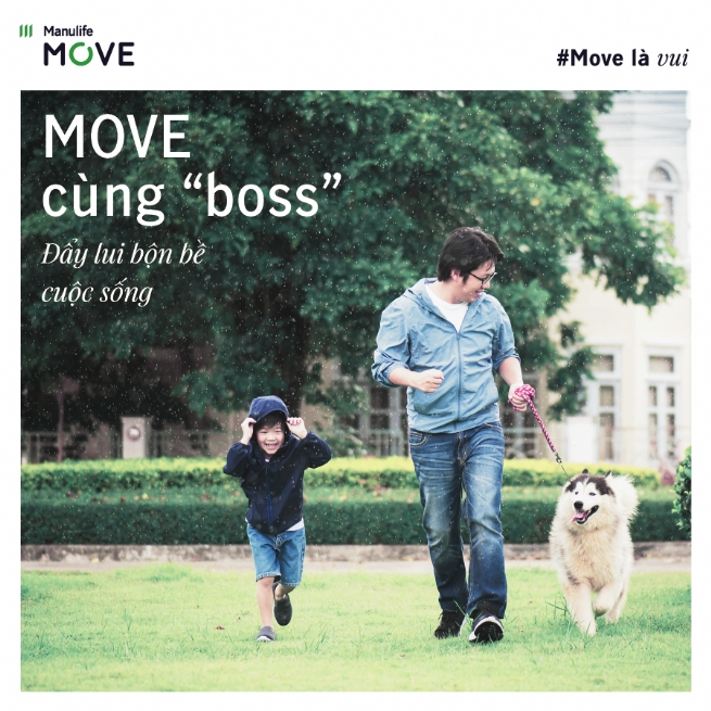 Manulife Shares 3 Simple Steps to Get Vietnam Healthy & Moving