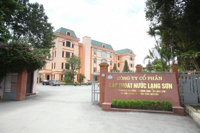 Công ty Cổ phần Cấp thoát nước Lạng Sơn: Đảm bảo cung cấp nhu cầu nước sạch