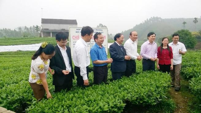 Huyện Yên Thế: Phát huy nội lực để phát triển  bền vững