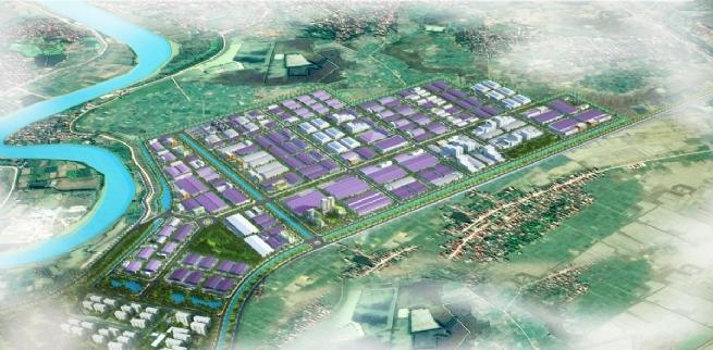 Khu công nghiệp Hòa Phú: Điểm đến của thành công!