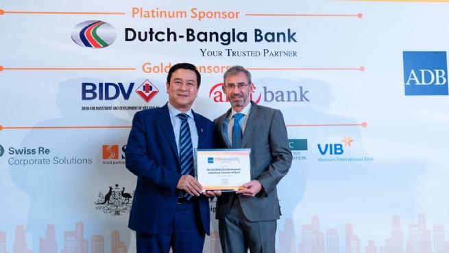 """HDBank nhận giải """"Green Deal Award"""