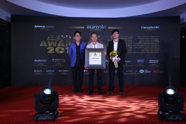 USG Boral Vietnam Wins Ashui Awards 2019's Engineering of the Year