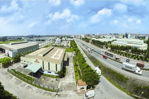 Thêm cơ hội mới để phát triển thị trường BĐS công nghiệp Việt Nam