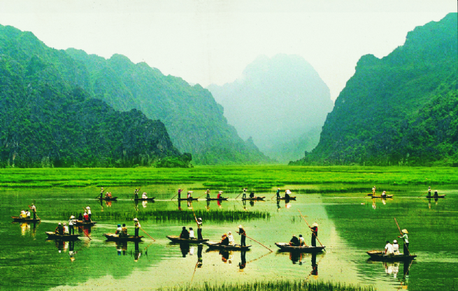 Ninh Binh in Aggressive Preparation for National Tourism Year 2020