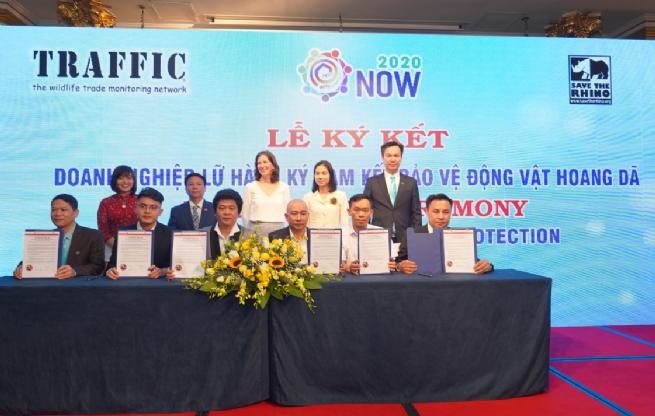TRAFFIC Partners Tourism Organization to Fight Wildlife Crime in Vietnam