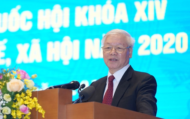 Thông điệp của Tổng Bí thư, Chủ tịch nước Nguyễn Phú Trọng